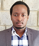 George Magambo, Data Analyst