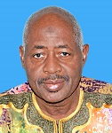 Dr. Issoufou Kapran, Seed Systems Liaison West Africa