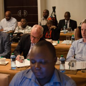 Participants at the TASAI Launch