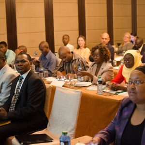 Participants and Panelists at the TASAI Launch